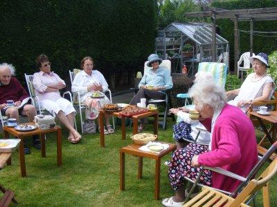 Garden Party 2009