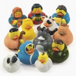 rubber duck nativity