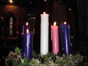 AdventCandles Xmas2012