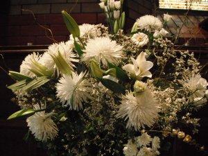 Flowers Xmas2012