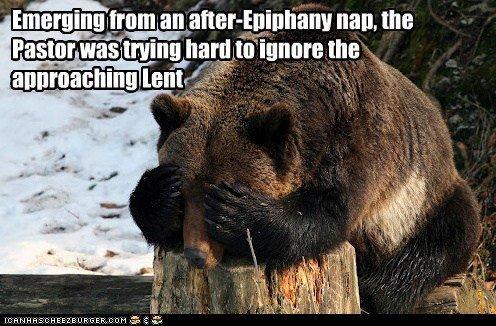 Lent approach