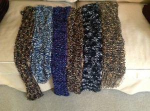 Firefly scarves