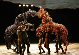 war horse puppets