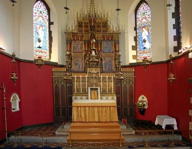 StM high altar