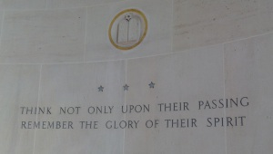 DDay Amer Cem chapel quote
