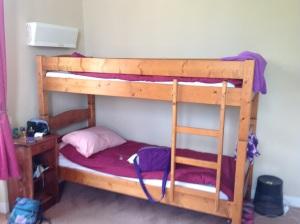 DDay Chateau bunks
