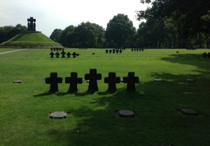 DDay La Cambe crosses