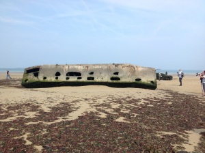 DDay Mulberry harbour wreck