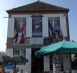 DDay Pegasus Bridge cafe