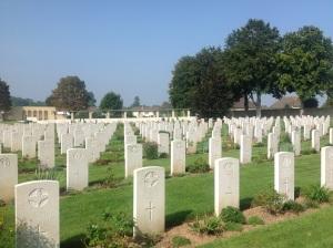 DDay Ranville cemetery