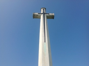 DDay Ranville memorial cross2
