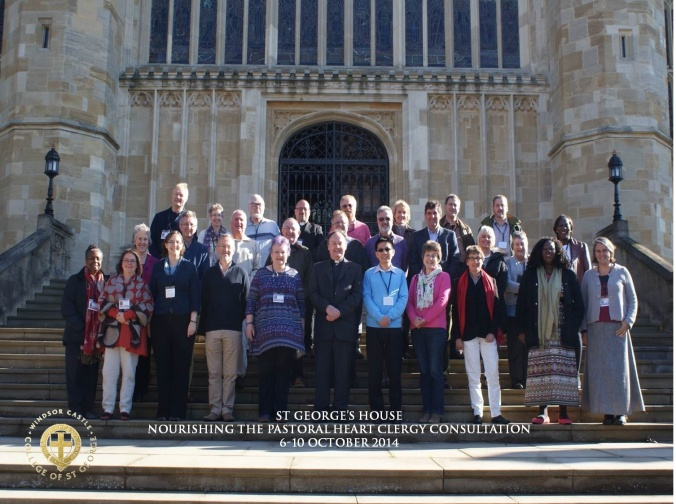 Clergy Photo 2014