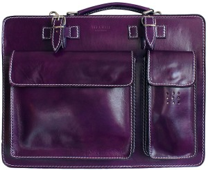 Purple-Leather-Handbag