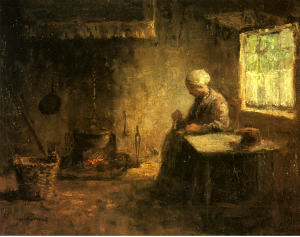 jozef-israels-peasant-woman-by-a-hearth