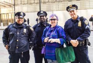 Me n NYPD