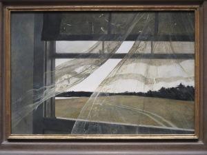 Sat Wyeth window