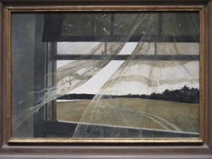 Sat Wyeth window