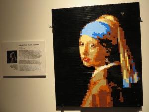 Thu Lego Girl Pearl E