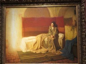 Thu Tanner Annunciation