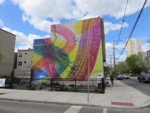 Tue Philly graffiti