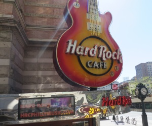 Wed Philly Hard rock cafe