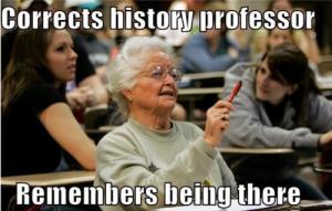 mature student