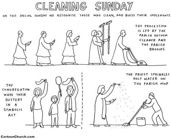cleaning_sunday