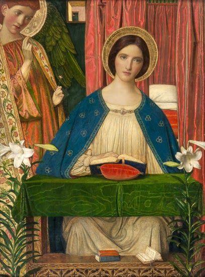 Annunciation Arthur Joseph Gaskin