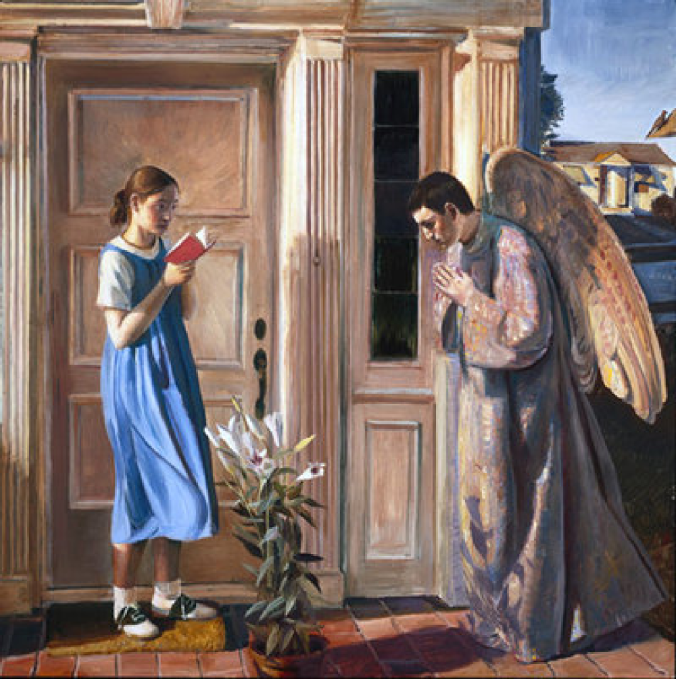 annunciation-Richard Nye
