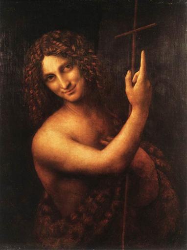John the B da Vinci 1513