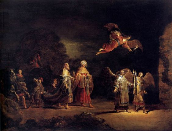 Journey of the Three Magi to Bethlehem, 1638-1640
